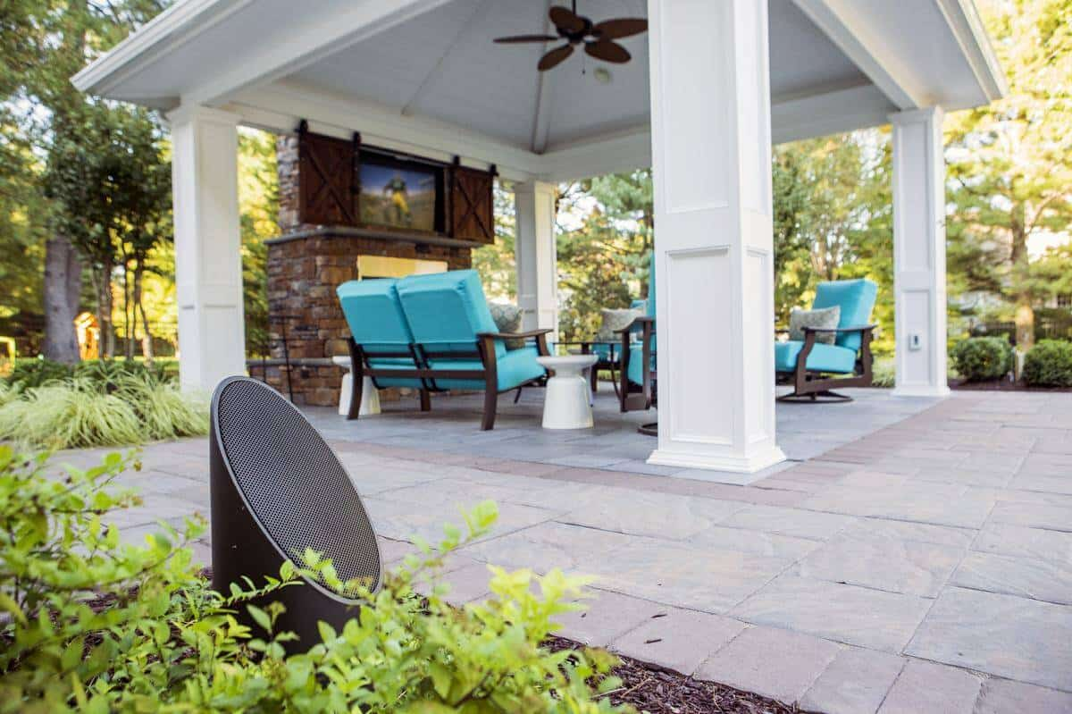 Patio Speakers