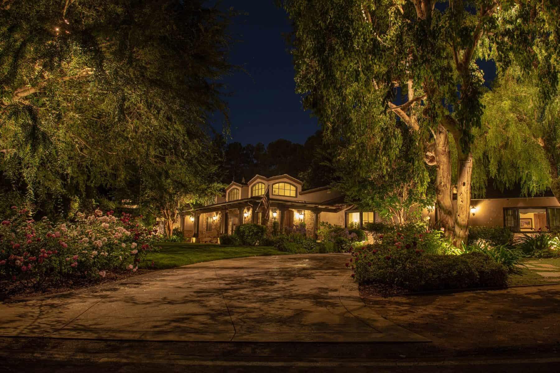 Outdoor Lighting Rancho Palos Verdes